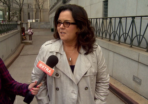 Rosie O'Donnell's Confident Prediction: Donald Trump Will 'Never Be…