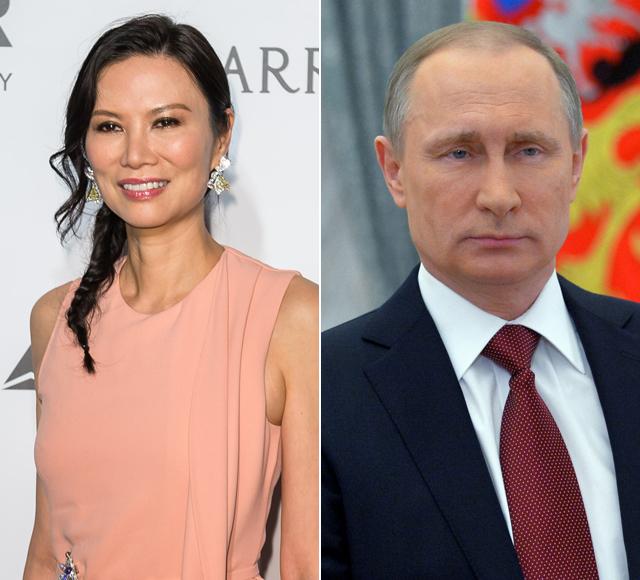 Are Wendi Deng & Vladimir Putin Dating? | ExtraTV.com