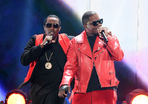 Puff Daddy & The Family Reunite for Notorious B.I.G's Birthday