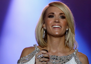 Carrie on Her Bikini: 'Makes Me Feel So Good!'