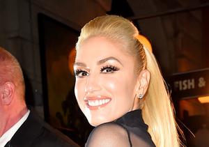 Gwen Stefani Suffers Wardrobe Malfunction Outside 'SNL' After-Party