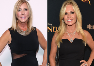 'Real Housewives' Vicki Gunvalson & Tamra Judge Hospitalized after…