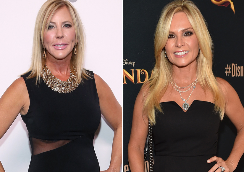 'Real Housewives' Vicki Gunvalson & Tamra Judge Hospitalized after Four-Wheeler Accident