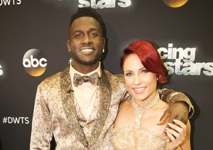 Sharna Burgess' 'DWTS' Blog: Last Night's Most Memorable Moment and…