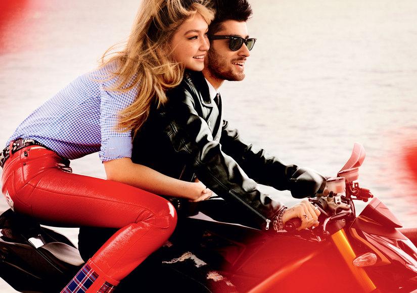 Inside Gigi Hadid & Zayn Malik's Romantic Naples Vacation — See the 'Vogue' Sneak Peek!