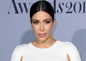 Kim Kardashian Reveals She Resculpted Her Hairline by Lasering Off Baby Hairs