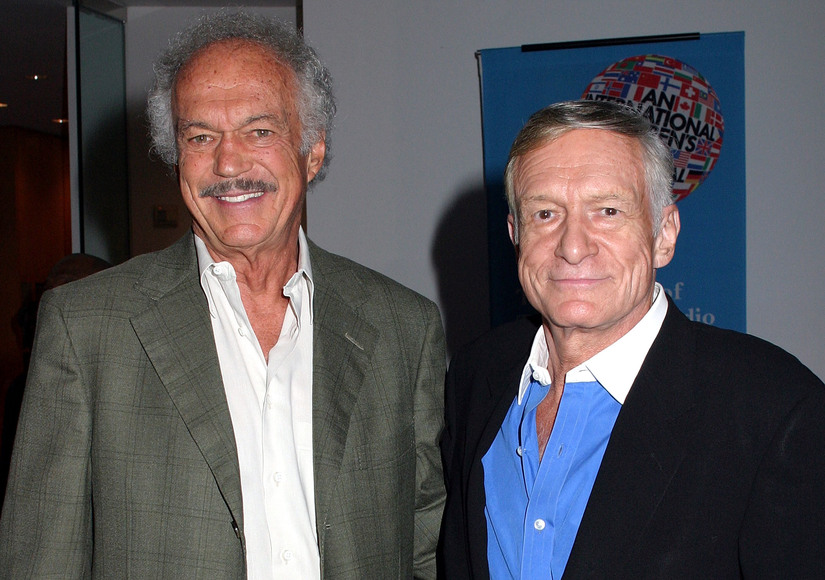 Hugh Hefner's Brother Keith Dead at 87