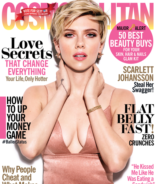 Cosmo - May '16 - Newsstand