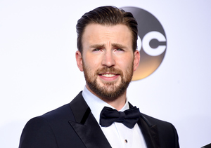 Is Chris Evans Receiving More Belfies After His Tongue-Wagging Confession?
