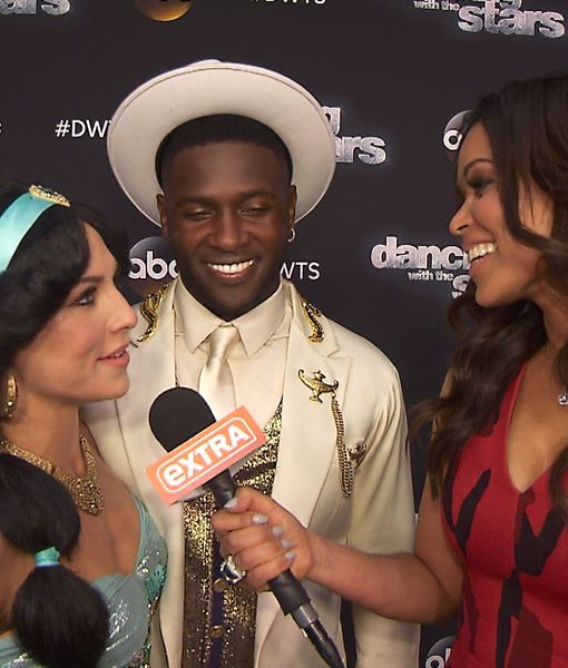 Backstage at 'DWTS' Week 4: Hello to Disney Night & Goodbye to Marla Maples