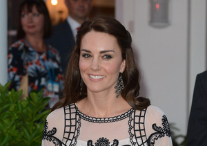 Kate Middleton Reveals Her Secret to Staying Thin