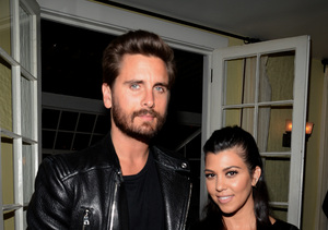 Kourtney Kardashian Opens Up About Relationship Status with Scott Disick