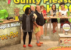 Exclusive Look at 'The View/Chew Cook-Off' — Who's the Top Chef?