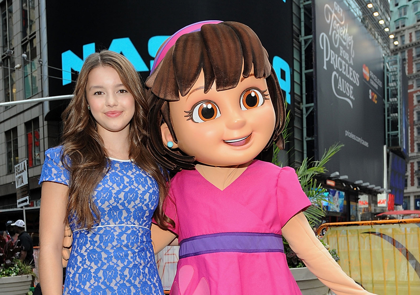 Drama! 'Dora the Explorer' Voice Actress Suspended as Fellow Student Sues School