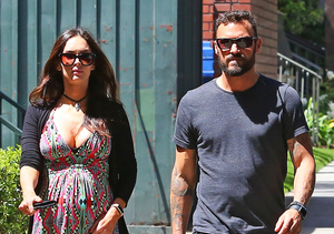 Megan Fox & Brian Austin Green Step Out Together After Her Surprise…