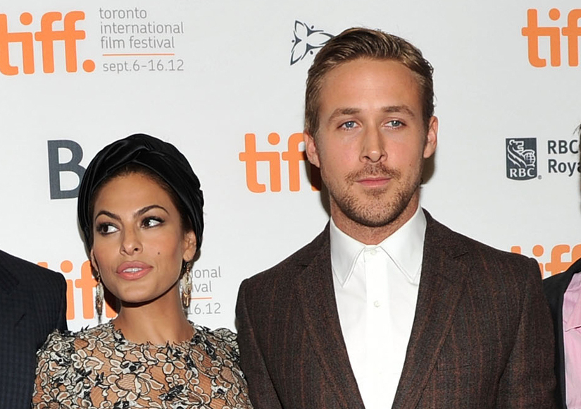 Are Ryan Gosling & Eva Mendes Expecting Their Second Baby?