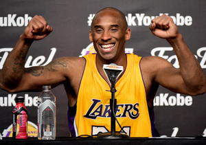 Celebrities React to Kobe Bryant's Last Lakers Game