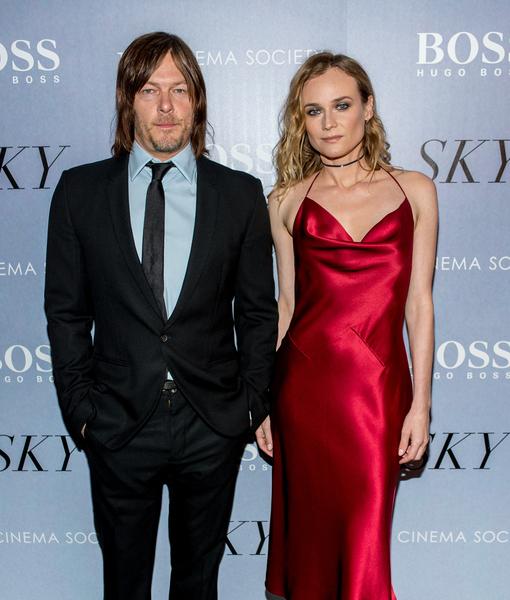 Couple Alert? Diane Kruger & Norman Reedus Spotted Together