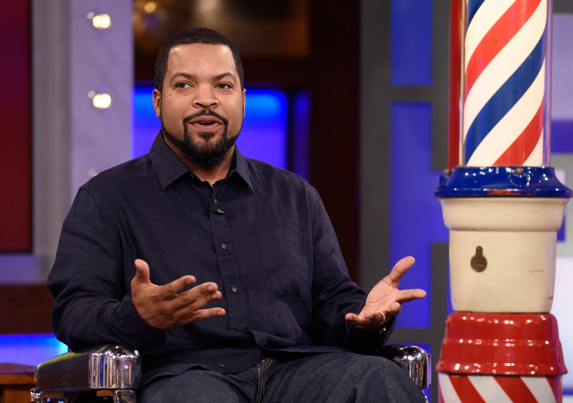 Ice Cube's Wise Words on How to Keep Youngsters Out of Trouble