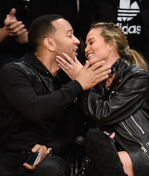 'She's Here!': John Legend & Chrissy Teigen Announce Birth of Their Daughter!