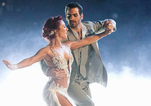 Sharna Burgess' 'DWTS' Blog: My Performance with Nyle DiMarco 'Brought…