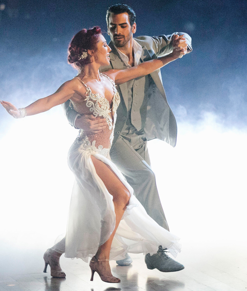 Sharna Burgess' 'DWTS' Blog: My Performance with Nyle DiMarco 'Brought Tears to My Eyes'
