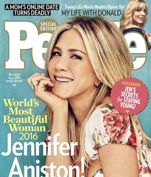 People's Most Beautiful Woman Jennifer Aniston Was Teased for Her 'Bubble Butt'