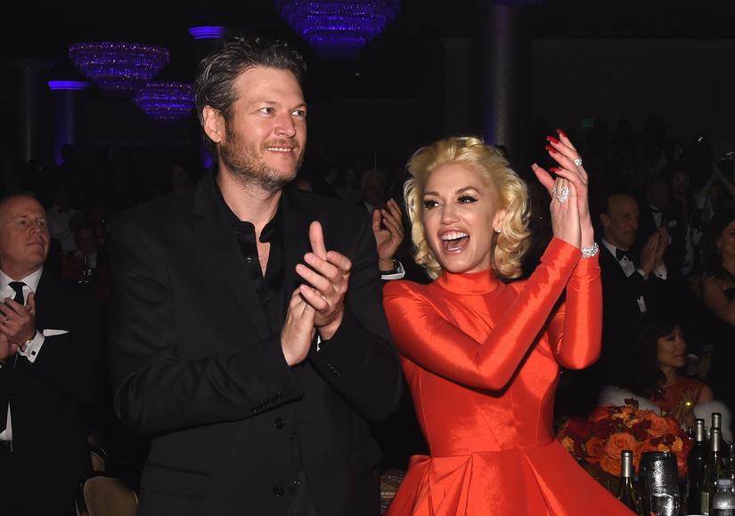 Blake Shelton Calls Duet with Gwen Stefani 'Magical'
