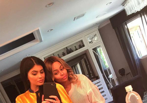 Beef No More? Kylie Jenner & Blac Chyna Hang Out Like 'Best Friends'