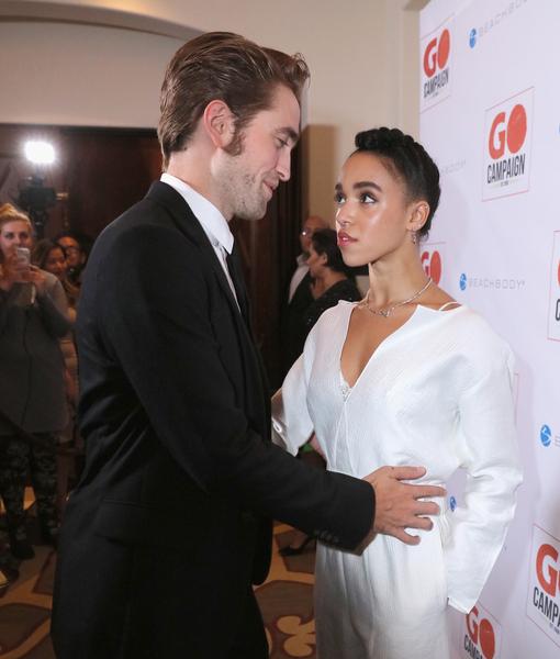Rumor Bust! Robert Pattinson Is Not Cheating on FKA Twigs