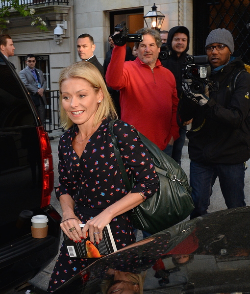 Kelly Ripa Is Returning to 'Live!'