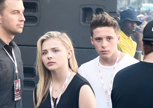 Did Chloë Grace Moretz & Brooklyn Beckham Just Confirm Relationship on…
