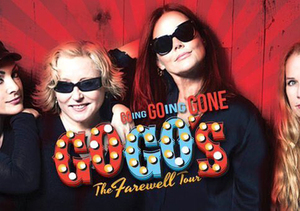 The Go-Go's Will Tease Farewell Tour at Billboard Music Awards