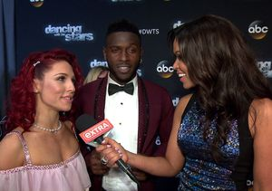Backstage at 'DWTS' During Famous Dances Week