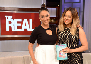'Sister, Sister' Reunion: Tia Mowry-Hardrict Visits Tamera on 'The Real'