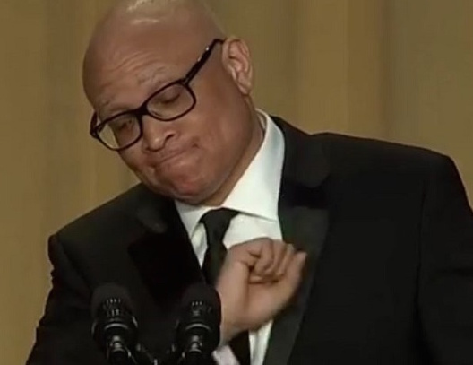 Did He Really Say That?: Watch Larry Wilmore's Controversial WHCD Speech