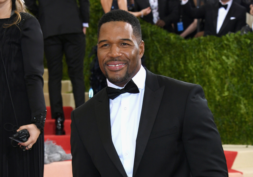 Michael Strahan Admits He Doesn't Pay Attention to the Rumors