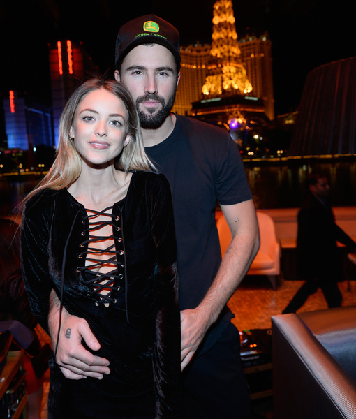 Brody Jenner Engaged to Kaitlynn Carter — See Her Ring!