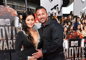 JWoww Welcomes Baby Boy – What's His Name?