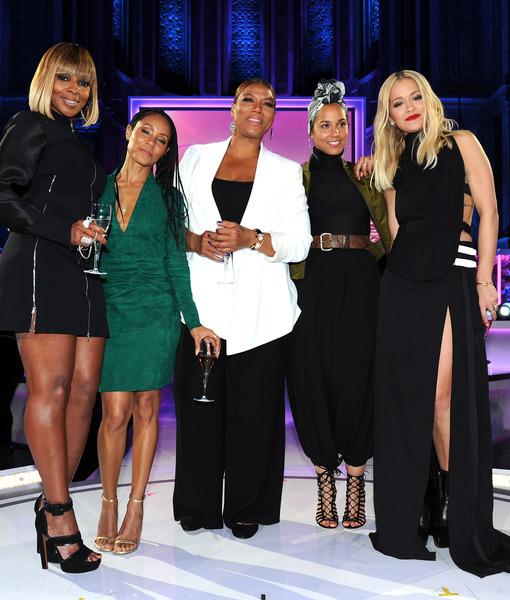 Inside VH1's Star-Studded 'Dear Mama' Event