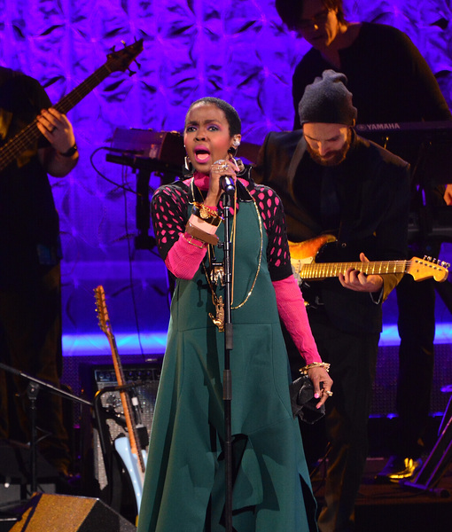 Lauryn Hill Arrives Late for Her Concert, Twitter Explodes