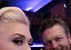 Gwen Stefani & Blake Shelton 'Couldn't Keep Their Eyes off Each Other'…
