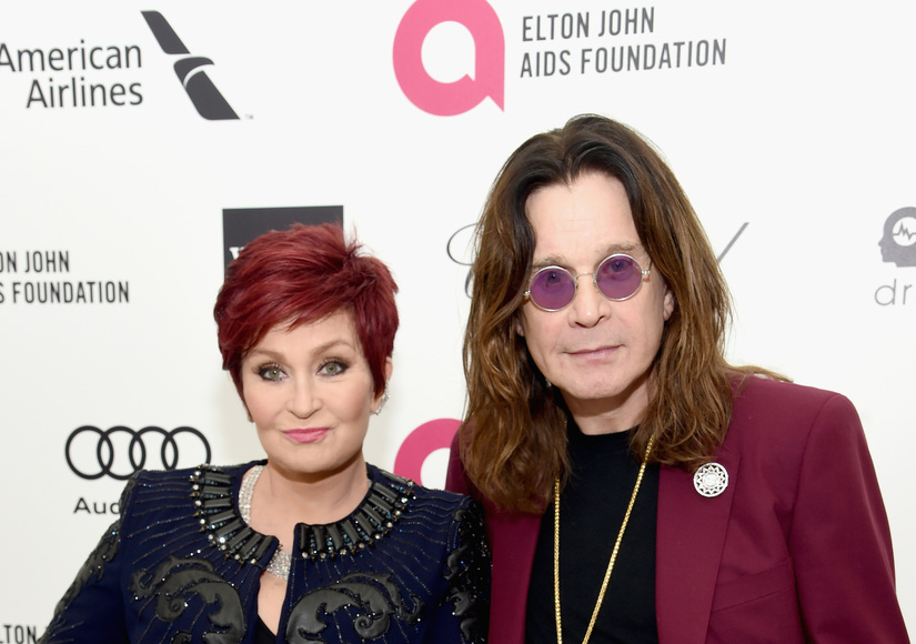 Sharon Osbourne Goes Into Gruesome Detail About Ozzy Osbourne's Emergency Surgery