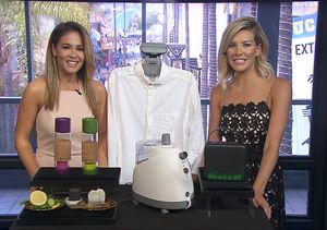 Shop the Scoop: Garment Steamers, Tea Infusers, and Portable Speakers