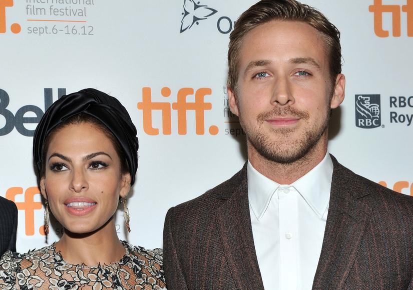 Eva Mendes & Ryan Gosling Already Had Their Baby!