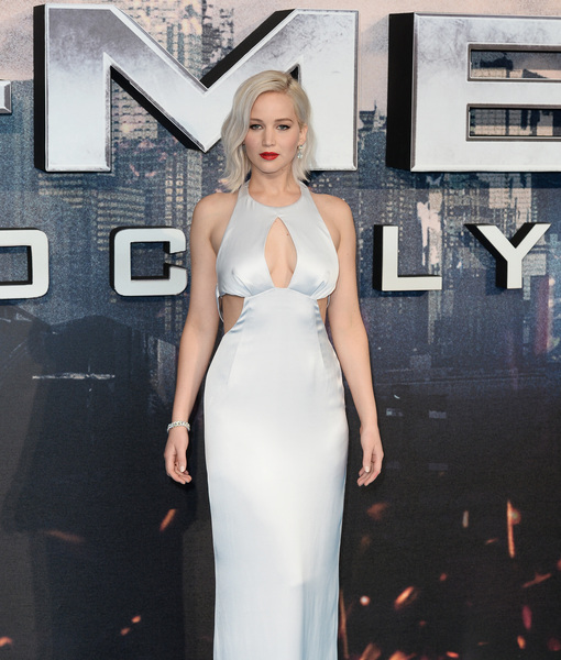 Would Jennifer Lawrence Ever Sacrifice Food in the Name of Fashion?