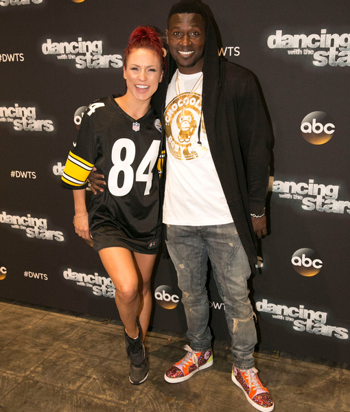 Sharna Burgess' 'DWTS' Blog: 'We Had a Bomb Dropped on Us Last Night'