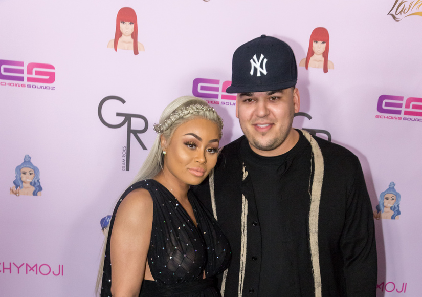 Rob Kardashian Deletes All Traces of Blac Chyna from Instagram & Unfollows Her
