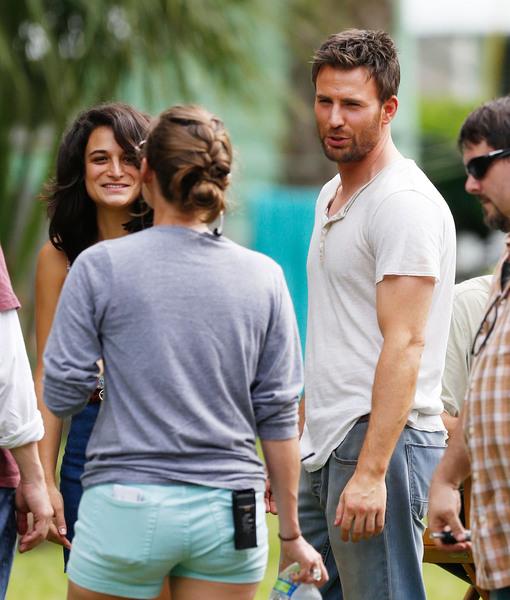 Are Chris Evans & Jenny Slate Dating After Her Split from Husband Dean Fleischer-Camp?