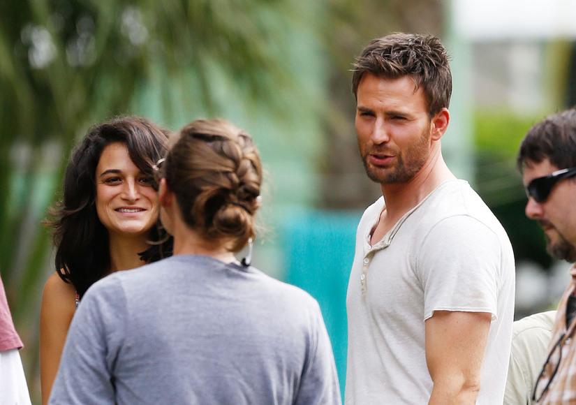 Are Chris Evans & Jenny Slate Dating After Her Split from Husband Dean…